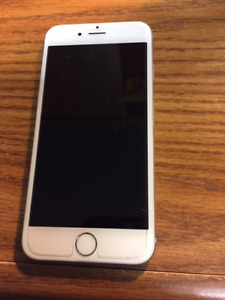 iphone6s Silver 16GB Excellent condition, otter box