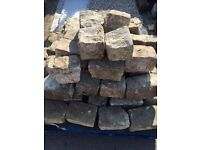 Granite setts - reclaimed