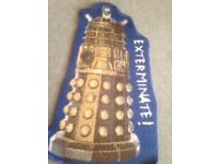 Dr. Who Dalek Rug. (2 available).