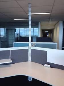 Schiavello centric 120 degree workstations Melbourne CBD Melbourne City Preview