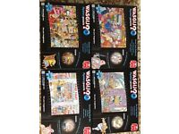 4 Jigsaws - Wasgij 1000 piece - Immaculate