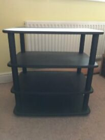 4-shelf Hi-Fi stand/rack