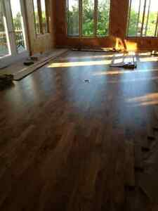 Js flooring install London Ontario image 1