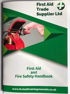 1 x Fire Training Manual A5 34 pages