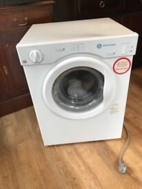 White Knight 3 kg tumble dryer. Excellent working order. Free standing vented