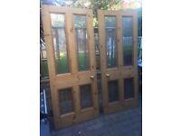 Internal French Doors (Large)