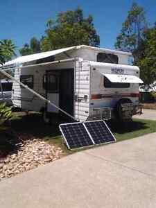 Pop top caravan Tewantin Noosa Area Preview