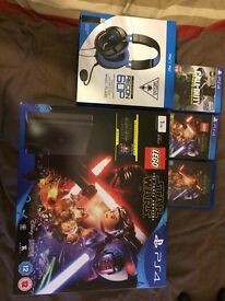 PlayStation 4 Slim 1TB Lego Star Wars Bundle