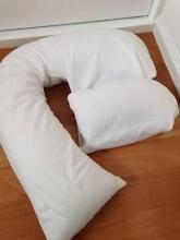 Dreamgenii Pregnancy Sleep Support & Feeding Pillow Caringbah Sutherland Area Preview