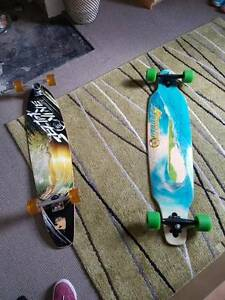 2 - Sector 9 Longboard Skateboad (s) 150.00 Each Abbotsford Yarra Area Preview