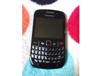 Blackberry 8520 on Tesco