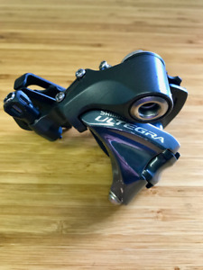 Shimano Ultegra 6800 partial group set with wheels