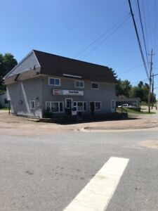 COMMERCIAL SPACE FOR RENT ON HWY 17 LOCATED IN COBDEN