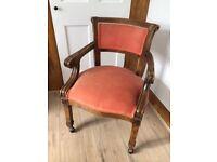 Vintage chairs (1 pair)