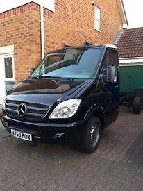 Mercedes Sprinter 311 CDI LWB 2008 automatic Including full painting and all new parts
