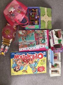 toys, playmobil, puzzle