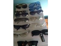 SUNGLASSES - Wholesale box of 12 for just £1 per pair - nice quality