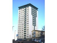 Bedsit, 14th Floor - Lynher House, Curtis Street, Mount Wise, Plymouth, PL1 4HH