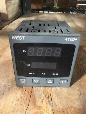 West 4100 Digital Temp Controller 4101-l02-t1418