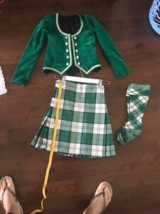 Highland Dance Outfit - Complete