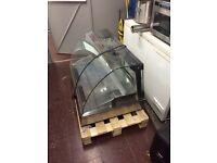 Commercial Fridge Lincat SCR1085 Food Display Showcase Refrigerated