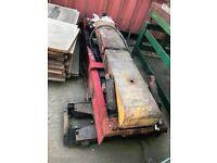 Lansing Bagnall Triplex Forklift Mast