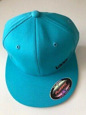 VANS Sky Blue baseball cap S/M