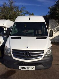Mercedes Benz Sprinter Van 2013 63 Warranty - Fully Loaded Immaculate Condition