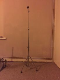 Vintage cymbal stand