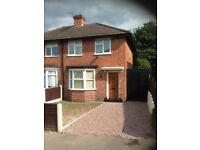 NEWLY REFURBISHED 3 BEDROOM HOUSE NORTHFIELD B31 5QP QUIET & FRIENDLY NEIGHBOURHOOD