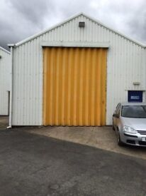 Storage Space Available 2400sqft