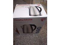 Brand new morphy richards kettle