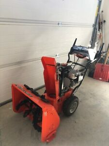 Ariens Compact 24 Snowblower - Immaculate Condition