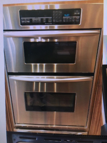 Kitchenaid Superba Built In Oven And Microwave Combo