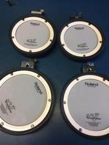 Roland Mesh Pads (PDX8 and PDX6)
