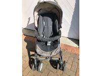 Silver Cross 3d system Pram/Pushchair
