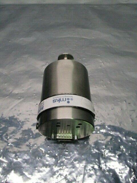 MKS Baratron Capacitance Manometer, Unknown Range, KF16, 100359
