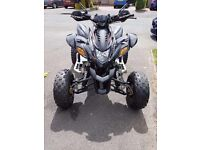 Road Quad. Quadzilla 450cc Sport