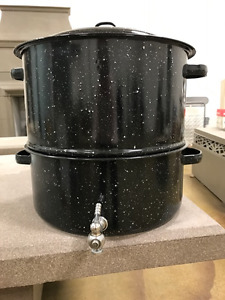 19 Quart Seafood Steamer Pot