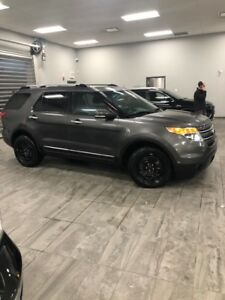 2015 Ford Explorer Limited 7 SEATS / LEATHER / BLUETOOTH $219 BW