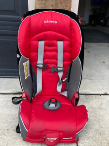 Diono Radian R120 Baby Car Seat - Steel Frame