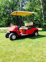 Golf Cart - E-Z-GO Electric Factory Refurb