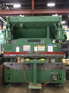1988 Cincinnati CB6 Hydraulic Press Brake (#1993)