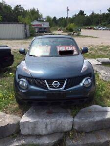 For Sale - Nissan Juke SV 2014