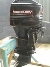 Mercury 2 Stroke 90HP Mount Hutton Lake Macquarie Area Preview