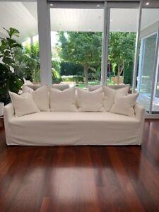 Two custom made BRAND NEW sofas(1 left!)
