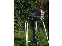 Evinrude 4hp shortshaft late nineties model with electronic Ignition