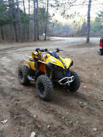 2013 Can Am Renegade 500