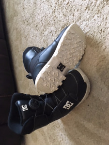DC Scout Youth Boa Snowboard Boots 2016