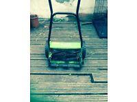 Lawn Mower 'Handy' Push